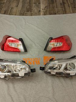 2020 Subaru WRX Headlights and Taillights for Sale in Huntington Beach,  CA