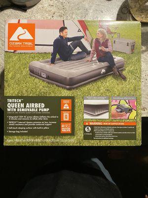Ozark trail Air mattress for Sale in Las Vegas, NV