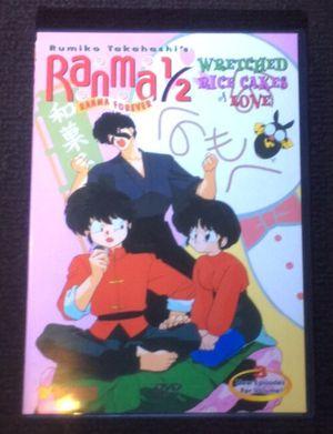 Anime Ranma 1/2 DVD for Sale in Providence, RI