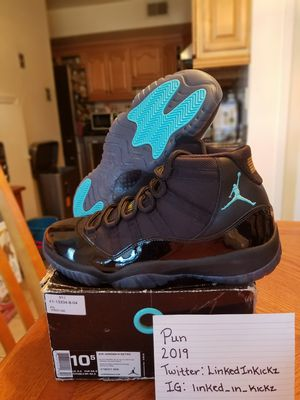 "Jordan 11 ""Gamma""!!!! for Sale in Annandale, VA"