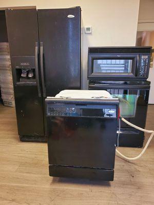 Whirlpool Appliances Full Set for Sale in Phoenix, AZ