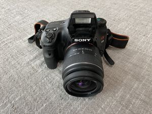 Sony Alpha SLT-A65 DSLR Digital Camera with 18-55mm Lens BBC for Sale in The Colony, TX