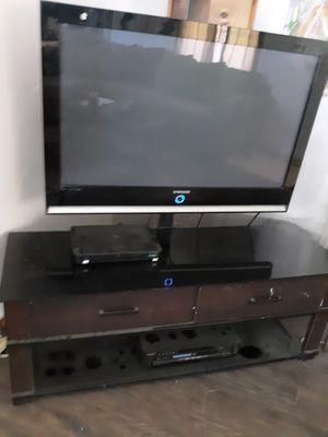 Samsung 50 and stand for Sale in Palmer Lake, CO