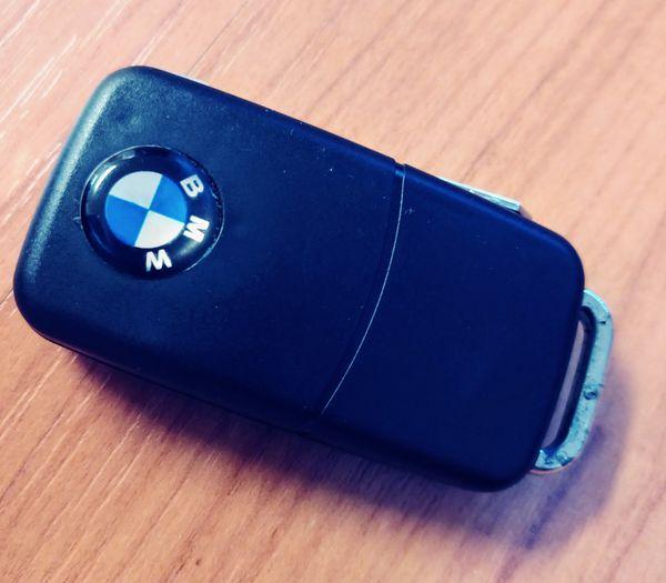Fake Remote BMW Key Fob Spy Camera