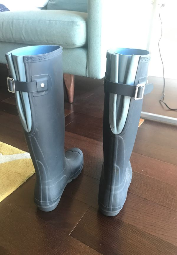 Hunter rain boots - US 5M/6F - EU 37