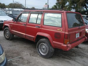 91 Jeep Cherokee - PARTS for Sale in Tampa, FL