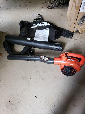 Echo ES-250 Shred-N-Vac blower for Sale in Alpharetta, GA