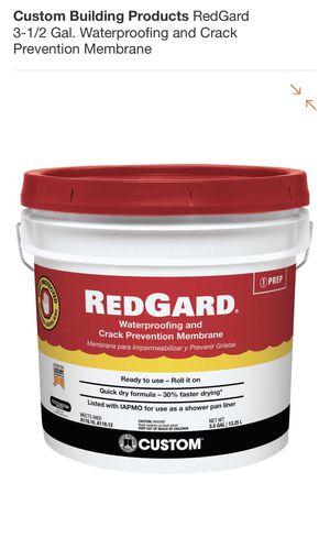 Redgard waterproof tile for Sale in Bellflower, CA