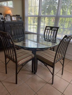 Kitchen Table and chairs for Sale in Murfreesboro, TN