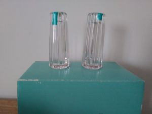 Tiffany brand new candle stick holders for Sale in NJ, US