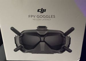 Just opened DJI FPV Goggles 10 minutes ago to find out they aren't ones I needed for Sale in Staten Island, NY