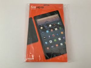 """Amazon Fire HD 10 Tablet with Alexa 10.1"""" Display 1080P 32 GB Memory for Sale in Davie, FL"""