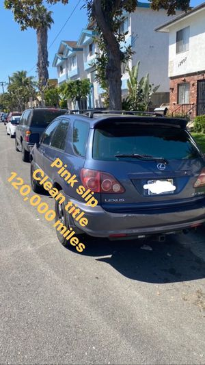 Lexus rx 300 clean title for Sale in Los Angeles, CA