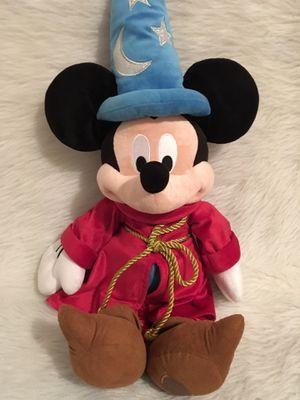 "Fantasia Disney Store Mickey Mouse 24"" Plush! for Sale in Hillsboro, OR"