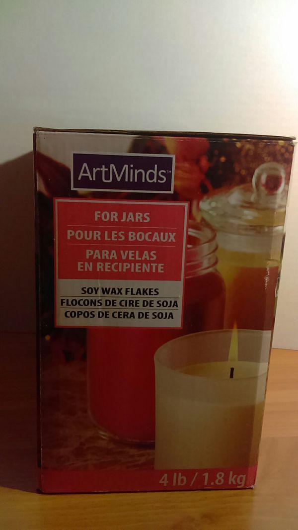 Art Mind Soy Wax Flakes