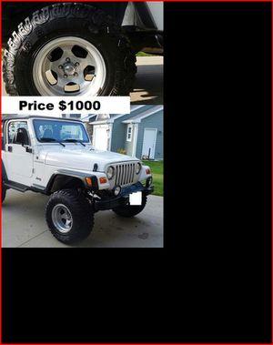 $1000 Jeep Wrangler for Sale in Washington, DC