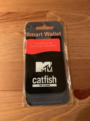 MTV's Catfish Cell Phone Card Wallet for Sale in Culver City, CA