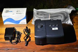 CPAP Machine Respironics REMstarPro M used Device with New nasal Mask and tubing for Sale in North Miami, FL