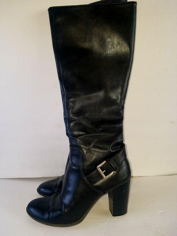 Dexflex comfort womens long boots