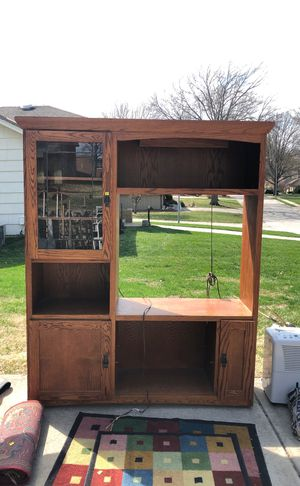 Entertainment console for Sale in Leawood, MO