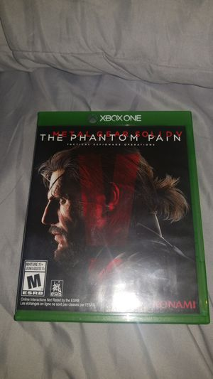 Video game(xbox one) for Sale in Alexandria, VA
