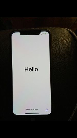 iPhone X 64gb for Sale in Garden Grove, CA