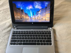 HP x360 Touch Screen 240GB SSD Windows 10 for Sale in Orlando, FL