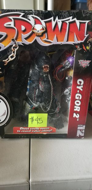 Spawn CY GOR 2 for Sale in Santee, CA