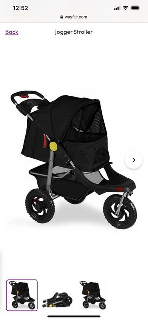 JOGGER DOG STROLLER for Sale in Crown Point, IN