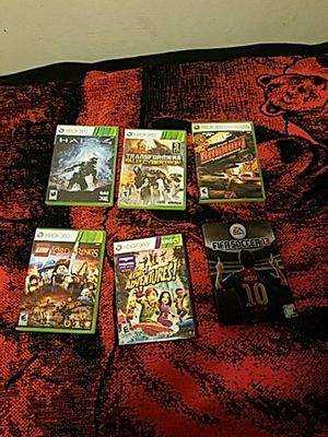 Xbox 360 games for Sale in San Francisco, CA