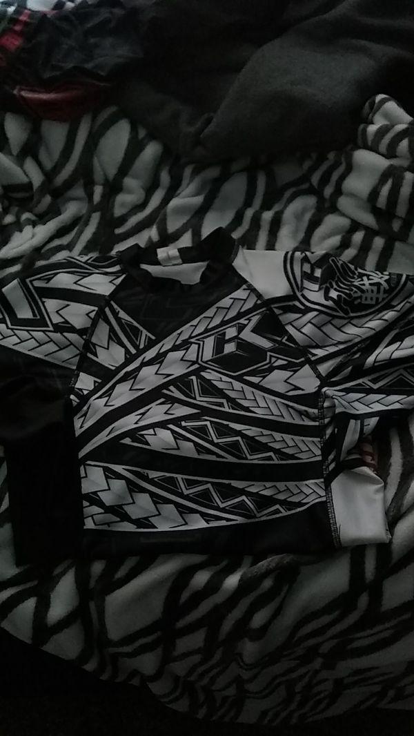 Mma gear set