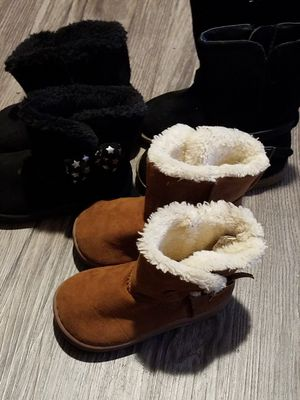 Girl's Boots Size 5 for Sale in Baton Rouge, LA
