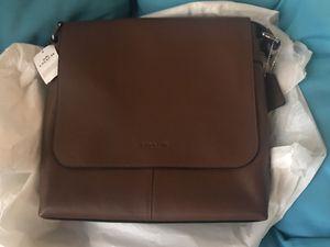 Coach Charles Messenger Bag NWT for Sale in Ashburn, VA