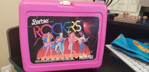 Thermos barbie and the rockers lunchbox for Sale in Murfreesboro, TN