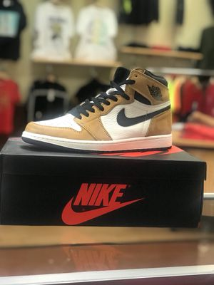 AIR JORDAN 1 ROOKIE OF THE YEAR SIZE 11 for Sale in Sugar Land, TX