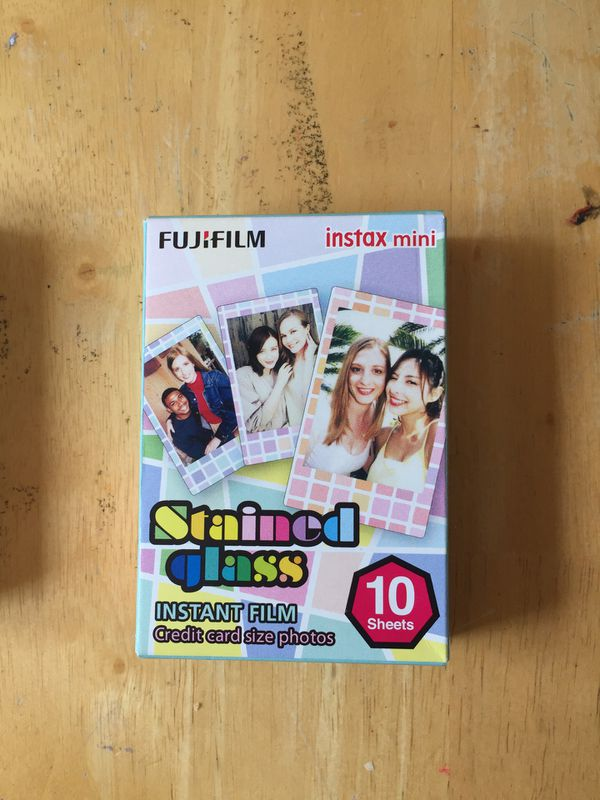Instax mini film fujifilm