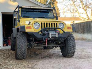 2001 Jeep Wrangler for Sale in Colorado Springs, CO
