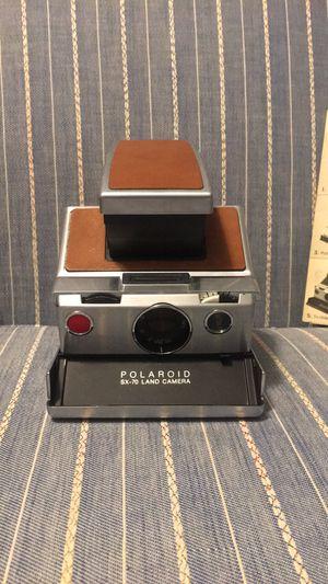 Polaroid SX-70 Camera for Sale in Warren, MI