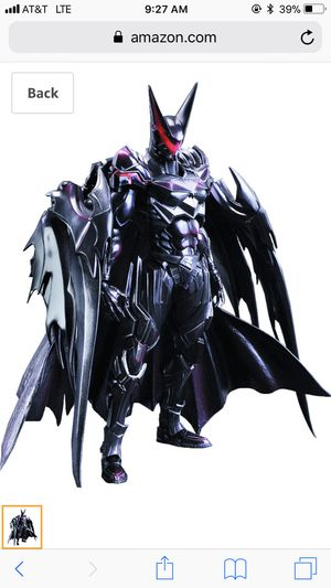 Square Enix DC Variant Play Arts Kai Batman (Tetsuya Version) Action Figure for Sale in Tempe, AZ