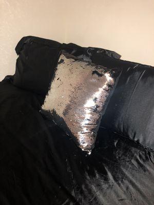 New Black Silk Bedding for Sale in Tempe, AZ