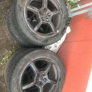 350z Rims For Sale 5x114.3 for Sale in Joint Base Lewis-McChord, WA