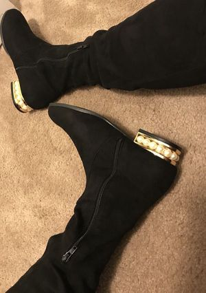 Women's Knee High Fitted Boots for Sale in Orlando, FL
