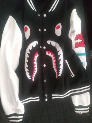 Bape varsity jacket for Sale in Riverview, FL
