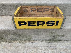 Vintage Pepsi Bottle Crate 1970's Arkansas-Excellent! for Sale in Lemont, IL