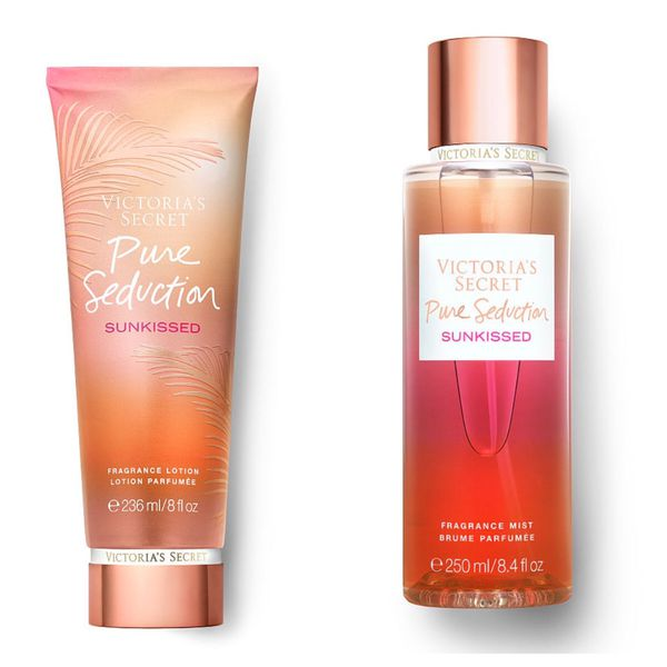Victoria secret lotion/mist set of 2