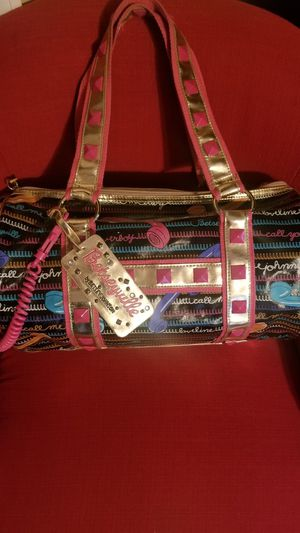 Betseyville by Betsey Johnson Call me telephone tote bag for Sale in Tampa, FL