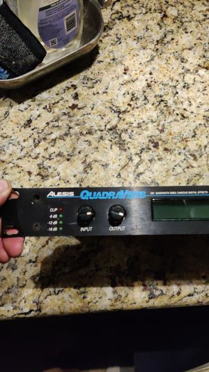 Alexis Digital effects processor for Sale in East Wenatchee, WA