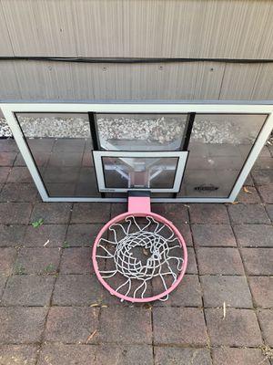 Lifetime basketball hoop for Sale in Portland, OR