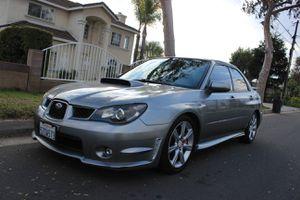 2007 Subaru Impreza Wrx Hawkeye Reliable M/T Clean Title Turbo for Sale in Temple City, CA