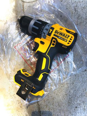 New DeWalt XR 20v Hammer Drill Driver (Tool Only) for Sale in Modesto, CA